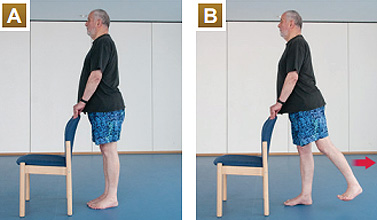 Leg Extensions - Exercises for Seniors