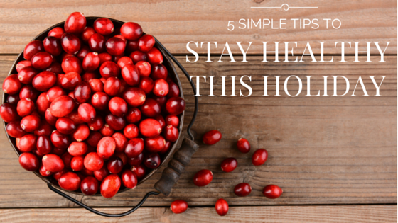 MedXM's tips to stay healthy this holiday