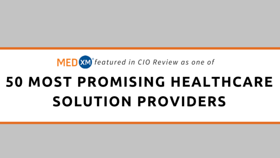 MedXM CIOReview Feature